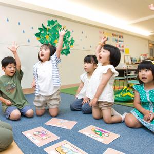 幼児コース 3〜6歳 ポイント